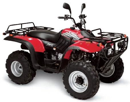 Linhai Bighorn 260SP (Manco Talon) ATV