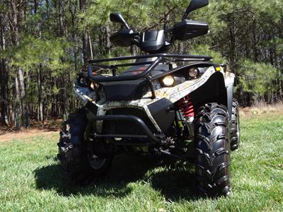 Linhai Bighorn 400-2D ATV