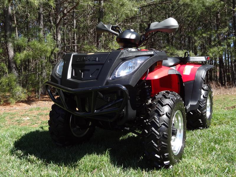 Linhai Bighorn 400SE ATV