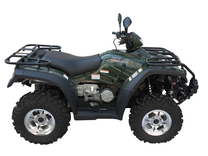 Linhai Big Horn 500 EFI ATV