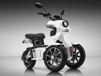 EV3 iTank 3-Wheeled Electric Scooter Itank