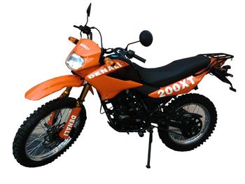 Denali 200XT Motorcycle