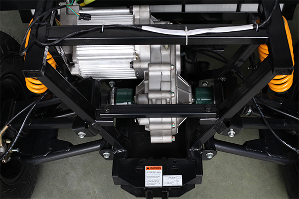 LINHAI HJS BIGHORN EV5 ELECTRIC UTV GOLF CART MOTOR